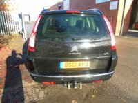 USED 2011 61 CITROEN C4 GRAND PICASSO 1.6 VTR PLUS HDI 5d 110 BHP