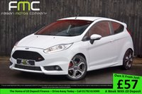 USED 2016 16 FORD FIESTA 1.6 ST-2 3d 180 BHP Full Service History