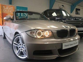 2009 BMW 1 SERIES 3.0 135I M SPORT 2d AUTO 302 BHP