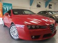 USED 2008 08 ALFA ROMEO BRERA 2.2 JTS SV 2d 185 BHP