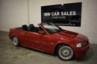 2003 BMW 3 SERIES 2.5 325CI SPORT 2d 190 BHP £3491.00