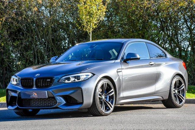 2018 18 BMW M2 3.0 M2 2d AUTO 365 BHP