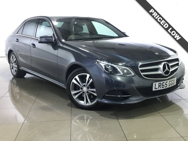 View our 2015 65 MERCEDES-BENZ E CLASS 2.1 E300 BLUETEC HYBRID SE 4d 202 BHP