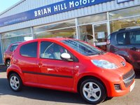 USED 2012 61 PEUGEOT 107 1.0 SPORTIUM SPECIAL EDITION 5dr