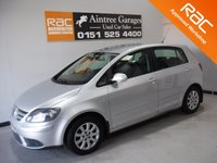 USED 2007 57 VOLKSWAGEN GOLF PLUS 1.9 LUNA TDI 5d 103 BHP GREAT CAR WITH  SERVICE HISTORY, THE CAR HAS GLEAMING SILVER  PAINTWORK AND IMMACULATE DARK GRAY INTERIOR , AND SOME GREAT SPEC INC, ELEC WINDOWS, ELEC MIRRORS, REMOTE CENTRAL LOCKING, AIR CON, DAB,CD RADIO, AUX POINT