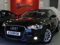 2014 AUDI A6 SALOON 2.0 TDI ULTRA SE 4d 190 S/S £12983.00