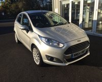 USED 2014 64 FORD FIESTA 1.0 TITANIUM ECOBOOST (100PS) THIS VEHICLE IS AT SITE 2 - TO VIEW CALL US ON 01903 323333