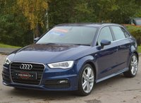 USED 2015 AUDI A3 2.0 TDI S LINE 5d 148 BHP ***PREVIOUSLY SOLD BY OURSELVES*** ***FINANCE AVAILABLE***