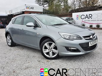View our 2013 13 VAUXHALL ASTRA 1.4 SRI 5d 98 BHP