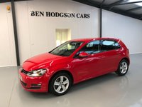 USED 2016 16 VOLKSWAGEN GOLF 1.6 MATCH TDI BLUEMOTION TECHNOLOGY 5d 109 BHP