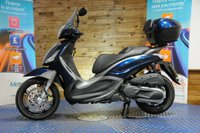 2012 PIAGGIO BEVERLY BEVERLY 350 4T 4V IE SPORT TOURING  £2995.00