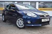 USED 2013 63 FORD FOCUS 1.6 TITANIUM TDCI 115 5d 114 BHP COMES WITH 6 MONTHS WARRANTY