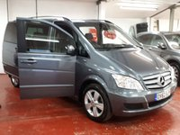 USED 2012 62 MERCEDES-BENZ VIANO 2.1 AMBIENTE LONG CDI BLUEEFFICENCY 5d 163 BHP