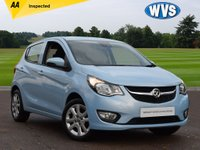USED 2015 65 VAUXHALL VIVA 1.0 SE 5d 74 BHP Previously owned by our accounts ladies Mother in law, cheap to tax and insure, the perfect city car.