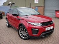 USED 2017 17 LAND ROVER RANGE ROVER EVOQUE 2.0 TD4 HSE DYNAMIC 5d AUTO 177 BHP ANY PART EXCHANGE WELCOME, COUNTRY WIDE DELIVERY ARRANGED, HUGE SPEC