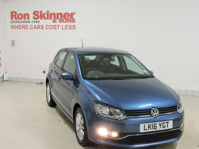 View our 2016 16 VOLKSWAGEN POLO 1.0 SE 5d 74 BHP