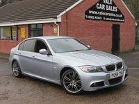 2009 BMW 3 SERIES 325D M SPORT AUTOMATIC 4dr £6990.00