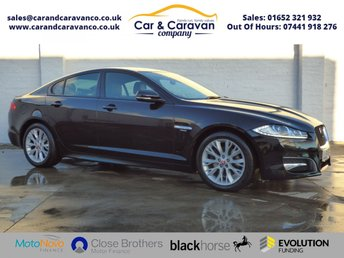Used Jaguar Cars In Brigg From Car Caravan Co Brigg Ltd