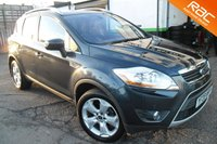 USED 2009 09 FORD KUGA 2.0 TITANIUM TDCI AWD 5d 134 BHP VIEW AND RESERVE ONLINE OR CALL 01527-853940 FOR MORE INFO.