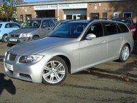 2006 BMW 3 SERIES 2.0 320I M SPORT 5d 148 BHP £3500.00