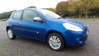 USED 2010 59 RENAULT CLIO 1.1 I-MUSIC 16V 3d 74 BHP VEHICLE SPEC : 2 X KEYS, AA-MECHANICAL REPORT AVAILABLE, 2 X KEYS, AIR-CONDITIONING, ALLOY WHEELS, CD-PLAYER, REMOTE LOCKING, ELECTRIC WINDOWS, METALLIC PAINT