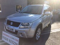 USED 2011 11 SUZUKI GRAND VITARA 1.9 SZ5 DDIS 5d 129 BHP **STUNNING**F.S.H**LEATHER**REMOVABLE TOW BAR**