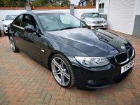 2013 BMW 3 SERIES 2.0 320D M SPORT 2d 181 BHP £10495.00