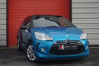 USED 2010 k CITROEN DS3 1.6 DSTYLE HDI 3d 90 BHP