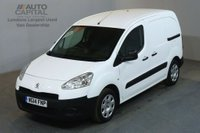 USED 2014 14 PEUGEOT PARTNER 1.6 HDI PROFESSIONAL L1 625 75 BHP SWB AIR CON AIR CONDITIONING FULL S/H