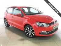 USED 2015 65 VOLKSWAGEN POLO 1.0 SE 5d 60 BHP 1 Owner/Bluetooth/DAB Radio/AC