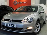2015 VOLKSWAGEN GOLF 2.0 TDI MATCH BLUEMOTION TECHNOLOGY DSG 5d 150 S/S £10983.00