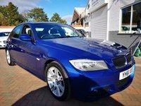 2011 BMW 3 SERIES 2.0 320D M SPORT 4d AUTO 181 BHP £9295.00