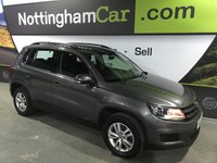 USED 2012 12 VOLKSWAGEN TIGUAN 2.0 S TDI BLUEMOTION TECHNOLOGY 4MOTION 5d 138 BHP