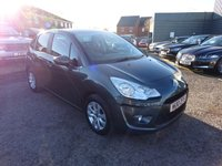 USED 2010 10 CITROEN C3 1.4 VTR PLUS HDI 5d 68 BHP *LOW MILEAGE  *2 PREVIOUS KEEPERS     *SERVICE BOOK