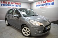 USED 2012 12 CITROEN C3 1.6 EXCLUSIVE 5d AUTO 118 BHP 16in Alloys, Bluetooth, Cruise control, Air con, Low miles