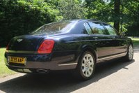 USED 2006 55 BENTLEY CONTINENTAL FLYING SPUR 6.0 FLYING SPUR 4 SEATS 4d AUTO 550 BHP