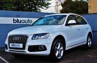 2016 AUDI Q5 2.0 TDI QUATTRO SE 5d £21480.00