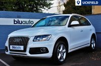 USED 2016 16 AUDI Q5 2.0 TDI QUATTRO SE 5d Full Leather Interior, Cruise Control, Dual Climate Control, Quattro Four Wheel Drive, Auto Lights, DAB Radio, Bluetooth Connectivity, Voice Command
