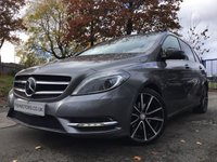 USED 2013 63 MERCEDES-BENZ B CLASS 1.6 B180 BLUEEFFICIENCY SPORT 5d 122BHP 2KEYS+FSH+1FORM KEEPER+MEDIA