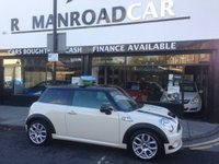 2008 MINI HATCH COOPER 1.6 COOPER S 3d 172 BHP £4395.00