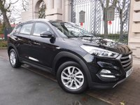 USED 2016 66 HYUNDAI TUCSON 1.7 CRDI SE NAV BLUE DRIVE 5d AUTO 139 BHP FINANCE ARRANGED***PART EXCHANGE WELCOME***1 OWNER***5 YEAR WARRANTY UNTIL 09/21***FULL HYUNDAI SERVICE HISTORY***NAV***REVERSING CAMERA***