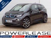 USED 2015 65 BMW I3 0.6 I3 RANGE EXTENDER 5d AUTO 168 BHP HEATED SEATS SAT NAV FBMWSH