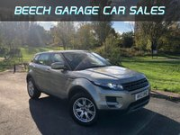 2012 LAND ROVER RANGE ROVER EVOQUE 2.2 ED4 PURE TECH 5d 150 BHP £11950.00