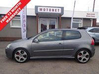 USED 2006 56 VOLKSWAGEN GOLF 2.0 GTI 3DR HATCHBACK 200 BHP ++++BUY NOW PAY NEXT JANUARY 2019++