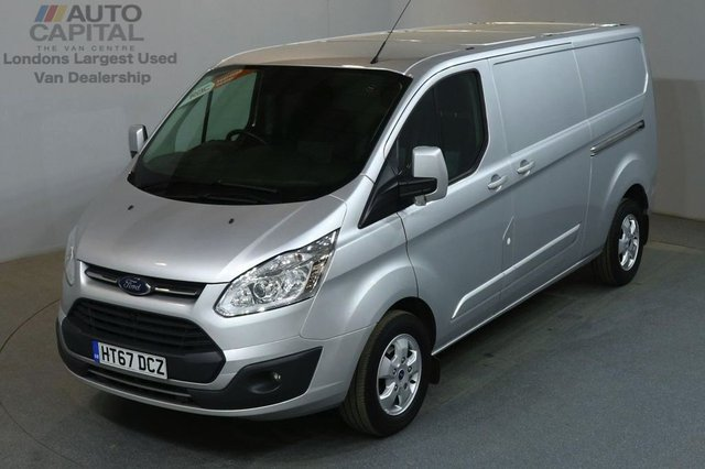 2018 67 FORD TRANSIT CUSTOM 2.0 290 LIMITED 130 BHP L2 H1 LWB EURO 6 AIR CON VAN AIR CONDITIONING EURO 6 ENGINE