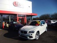 2012 BMW X1 2.0 XDRIVE20D M SPORT 5d 174 BHP £12895.00
