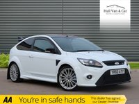 2010 FORD FOCUS 2.5 RS 3d 300 BHP £23995.00