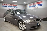 USED 2008 57 BMW 3 SERIES 2.0 320I M SPORT 4d 148 BHP Air con, Low miles, 2 keys, Cruise control