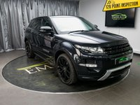 USED 2011 61 LAND ROVER RANGE ROVER EVOQUE 2.2 SD4 DYNAMIC LUX 5d AUTO 190 BHP £0 DEPOSIT FINANCE AVAILABLE, AIR CONDITIONING, ANALOGUE & DIGITAL TV, AUX INPUT, BLUETOOTH CONNECTIVITY, CLIMATE CONTROL, CRUISE CONTROL, DAB RADIO, DAYTIME RUNNING LIGHTS, ELECTRONIC PARKING BRAKE, FULL LEATHER BUCKET SEATS, HILL START ASSIST, MERIDIAN SURROUND SOUND, PANORAMIC ROOF, PARKING SENSORS, SATELLITE NAVIGATION, STEERING WHEEL CONTROLS, TERRAIN RESPONSE, TRIP COMPUTER, USB CONNECTION, VOICE ACTIVATED CONTROLS