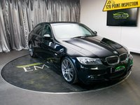 USED 2011 61 BMW 3 SERIES 2.0 318I SPORT PLUS EDITION 4d 141 BHP £0 DEPOSIT FINANCE AVAILABLE, AIR CONDITIONING, AUX INPUT, BMW PROFESIONAL, CLIMATE CONTROL, CRUISE CONTROL, FULL LEATHER UPHOLSTERY, START/STOP SYSTEM, STEERING WHEEL CONTROLS, TRIP COMPUTER